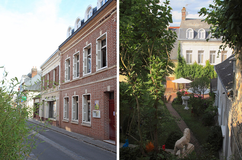 Chambres d 39 h tes suivez le lapin blanc saint val ry sur somme europa bed breakfast - Chambre hote st valery sur somme ...