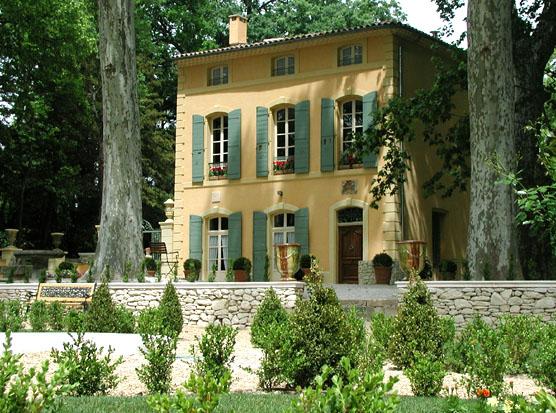 Chambres d 39 h tes pavillon de la torse aix en provence europa bed - Cote bastide aix en provence ...